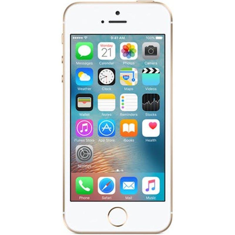 Apple iPhone SE 64GB (Refurbished) Gold (licht gebruikt)