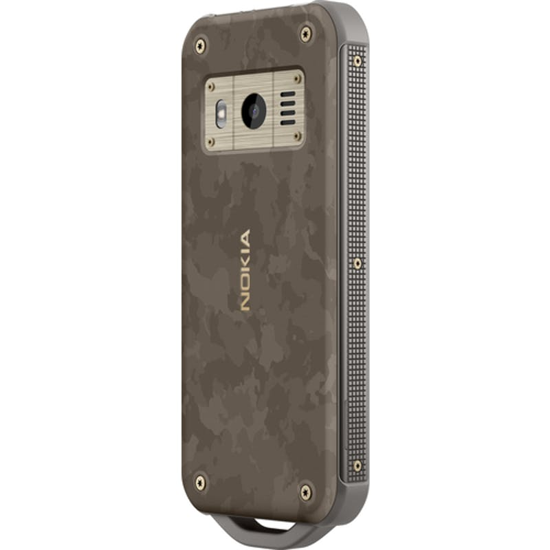 Nokia 800 Tough Gray