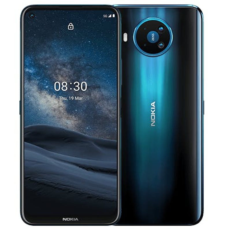 Nokia 8.3 5G 128GB Polar Night